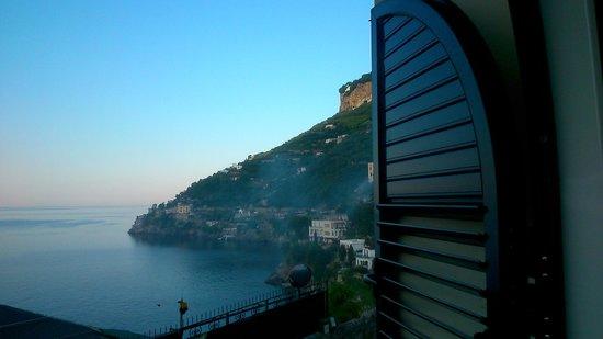 My Charming House: vista desde el dormitorio