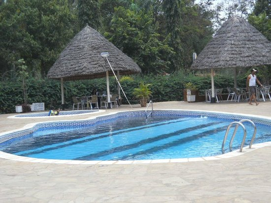 Morogoro Hotel: Swimming Pool