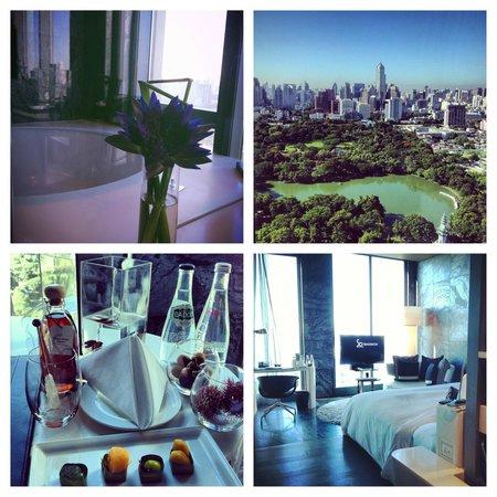 SO Sofitel Bangkok: Water Room