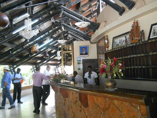 Morogoro Hotel: Reception