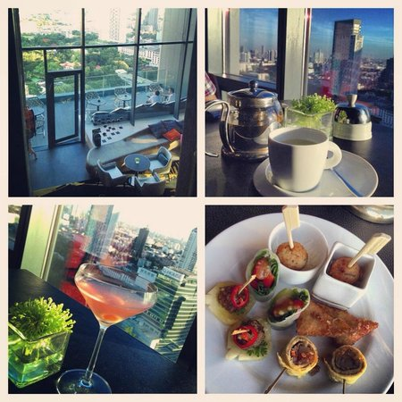 SO Sofitel Bangkok: So Club Evening Cocktail