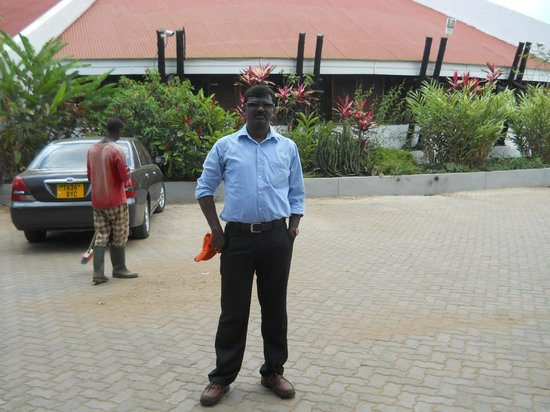 Morogoro Hotel: Car Parking