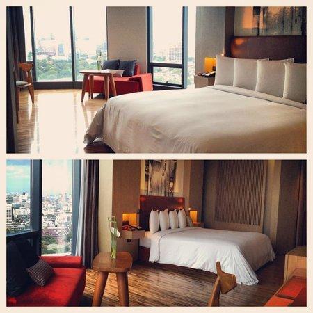 SO Sofitel Bangkok: Wood Room