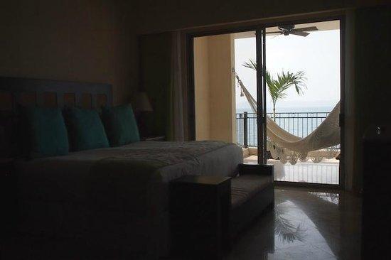 Garza Blanca Preserve, Resort & Spa: 6th floor, building 3.