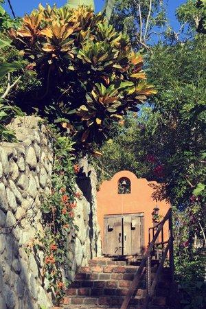 Casa La Ventana: entrance