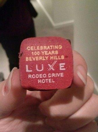 La dolce vita en Luxe Rodeo Drive Hotel
