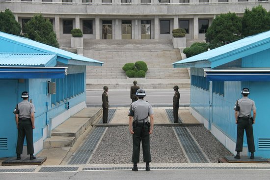 Demilitarized Zone: Joint security area