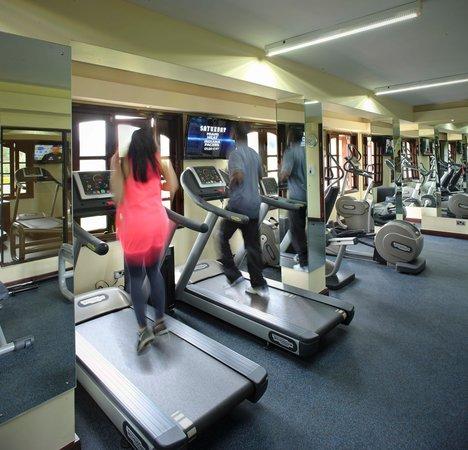 Fairmont Mount Kenya Safari Club: Fitness Centre (GYM)