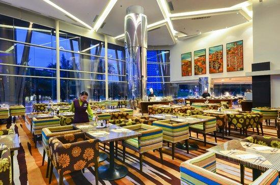 Acacia Hotel Manila: Acaci Restaurant
