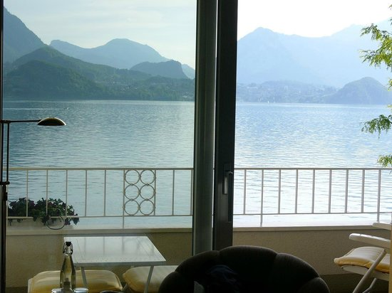 BEATUS Wellness- & Spa-Hotel: Lake view