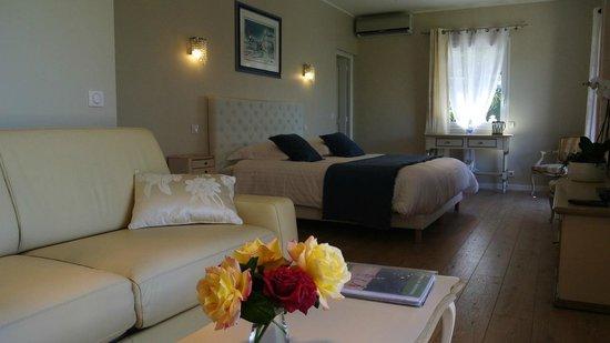 Villa Kilauea B&B : Suite Orchidée