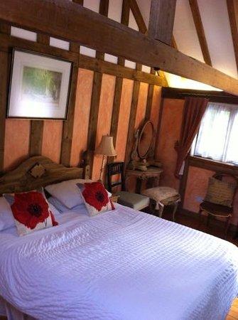 Gurney Manor Mill : lovely bedroom