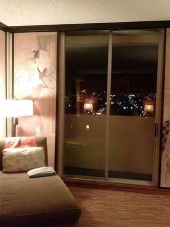 Hotel Kabuki, a Joie de Vivre hotel : I love this spot, need I say more?