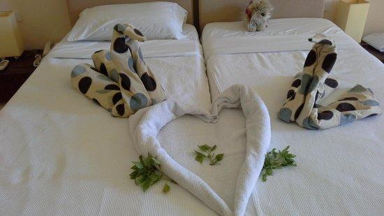 Pasadena Resort: bed