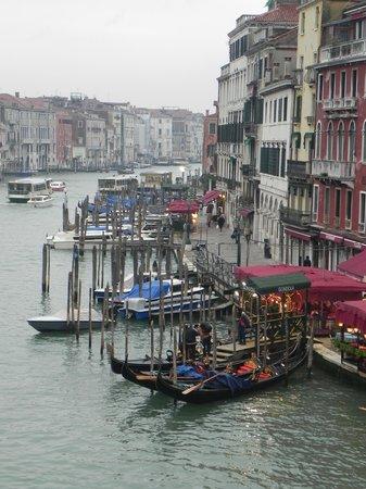 Gran Canal: Vue du pont