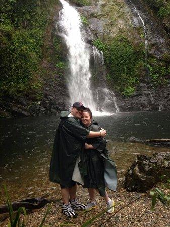 Shantara Resort  Port Douglas: Cassawary Falls