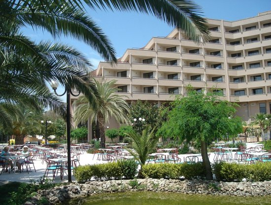 Grand Prestige Hotel & Spa: Отель