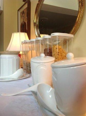 Periwinkle Bed & Breakfast: Breakfast