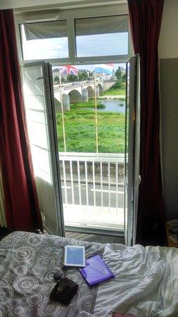 BEST WESTERN Adagio : Loire from our window
