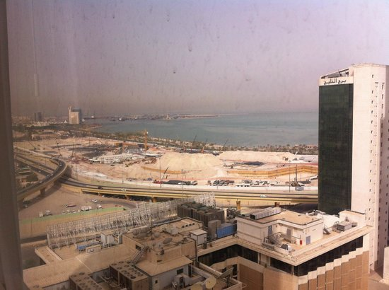 Four Points by Sheraton Kuwait: Vista dalla camera