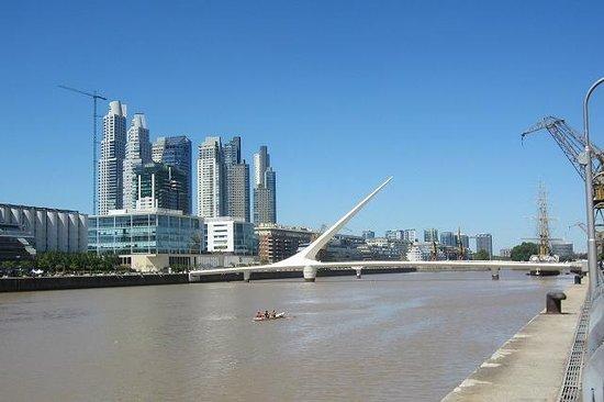 Puerto Madero: カラトバの橋