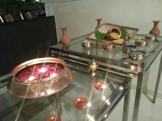 Choices Restaurant : Indian - theme night