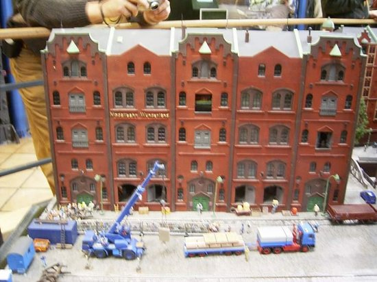 Miniatur Wunderland: Hamburg