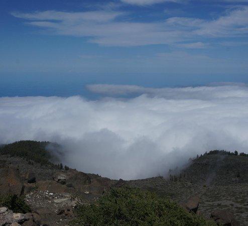 Parque Nacional de la Caldera de Taburiente: northern taburiente