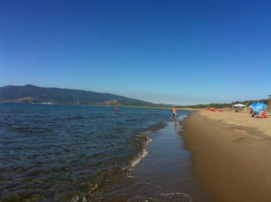 Spiaggia della Feniglia: spiaggia