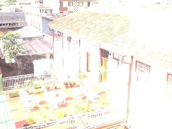 Hostal Alma: Terrasse 2 Mirador