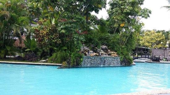 Riande Aeropuerto : pool