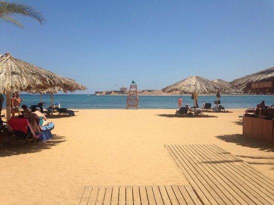 Iberotel Palace : BEACH