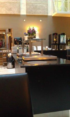 Hotel SKT. Annae: Dining room