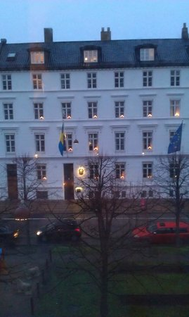 Hotel Skt. Annæ: View from room