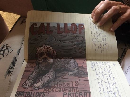 Pelut--The Mascot of Cal Llop