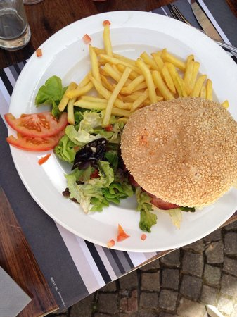 l'Abri : Hamburger
