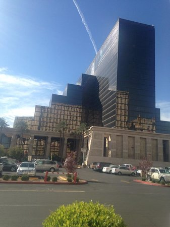 Luxor Hotel & Casino: Tower