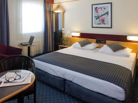 Austria Trend Hotel Lassalle Wien: Standard Room