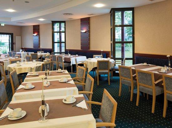 Austria Trend Hotel Lassalle Wien: Breakfast