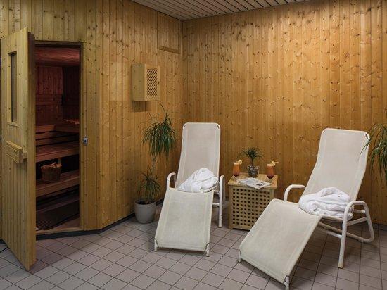Austria Trend Hotel Lassalle Wien: Sauna