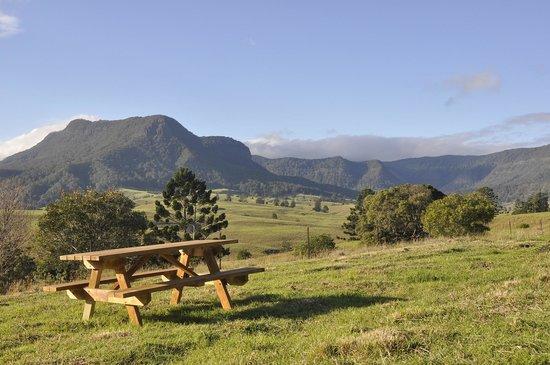Worendo Cottages : A great vista