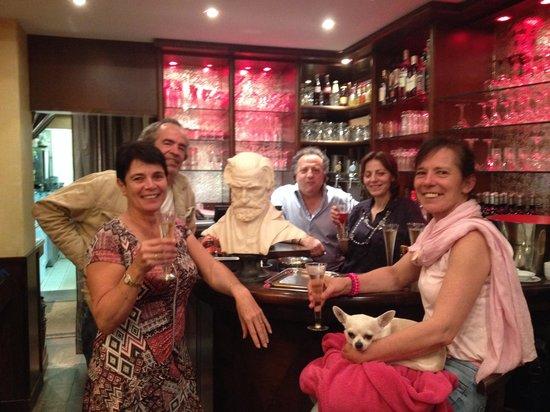Villa Verdi : Merci à Maria et Franco