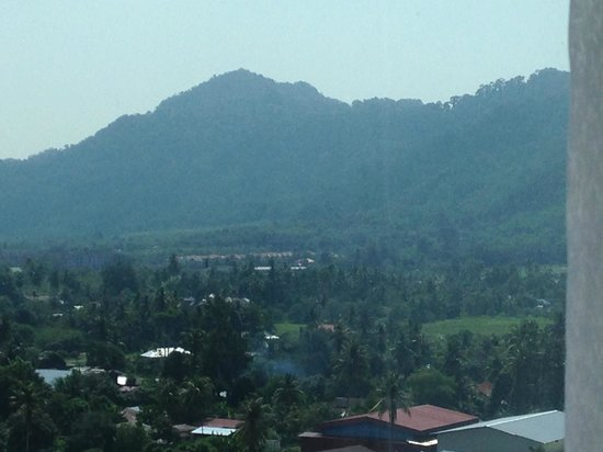 Bayview Hotel Langkawi: Hillview from our room