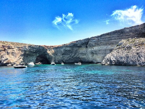 Tip Top One Day Cruise Malta: Arrêt déjeuner