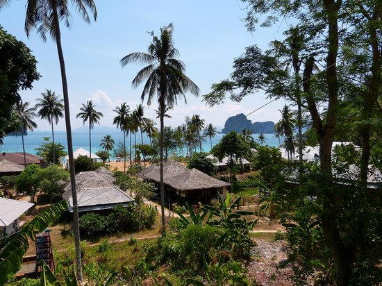 Koh Ngai Thanya Beach Resort: Hotelansicht