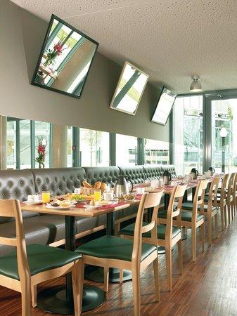 Austria Trend Hotel Messe Wien: Breakfast