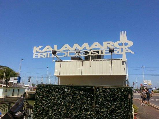 Kalamaro Fritto D'Osteria: Il nostro ristorante di pesce a Riccione