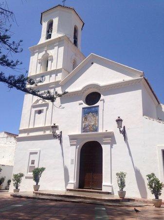 Iglesia del Salvador: 9 June 2014