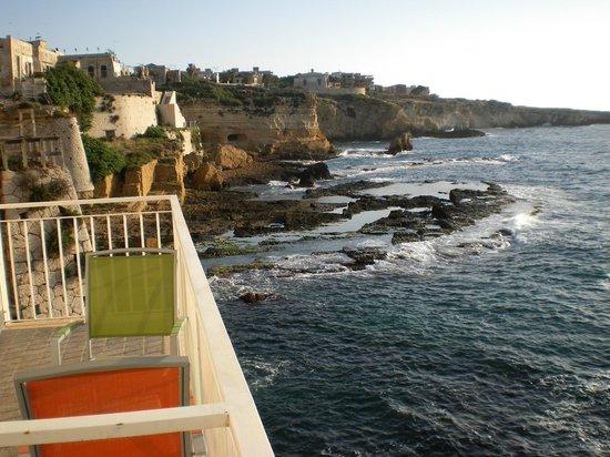 Giuggiulena Bed and Breakfast: Vom Balkon auf``s Meer
