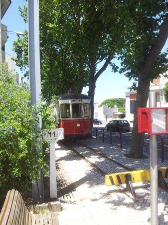 Train Touristique de Sintra : Paragem
